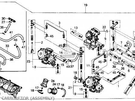 honda vf700c supermagna 1987 h usa california parts list. Black Bedroom Furniture Sets. Home Design Ideas
