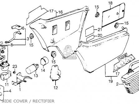 Honda Riding Mower Wiring Diagram