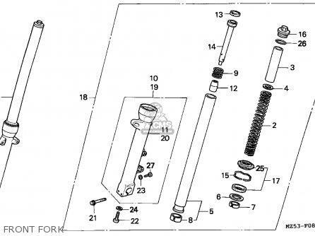 honda vf750c magna 1994  r  germany    kph 50p parts list