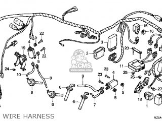 Homemade Wiring Harness