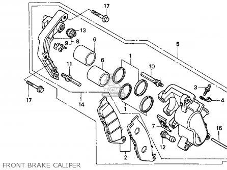 Honda VF750CD MAGNA DELUXE 1996 (T) USA CALIFORNIA parts ...