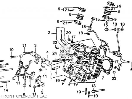 1983 ford interceptor with Honda 750 Four Cyl Engine Model Kit on Diagram 1984 Honda Interceptor furthermore Honda Vfr 750 Wiring Harness further 93 Ford Crown Victoria Engine moreover Honda 750 Four Cyl Engine Model Kit further