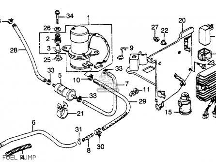 Overhead Cam Motor