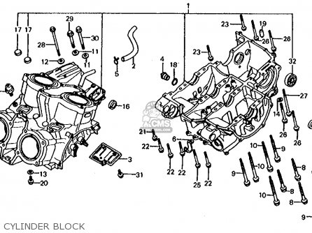 honda vf750s sabre 1982 c usa cylinder block_mediumhu0174e0c12_5a44 97 civic hatchback engine 97 find image about wiring diagram,97 Honda Civic Fuse Box Diagram
