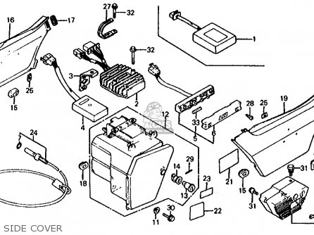 honda vf750s v45 sabre 1983 usa side cover_mediumhu0174f0c17_a988 1986 jeep cj7 engine parts 1986 find image about wiring diagram,83 Jeep Cj7 Engine Wiring Diagram