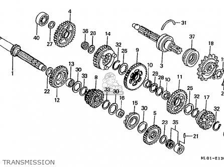 Honda Fit Exhaust Diagram