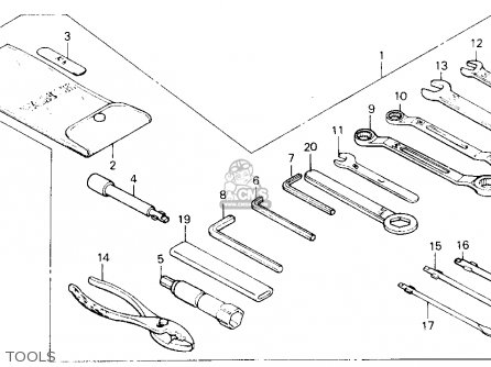 2 Stroke Engine Components