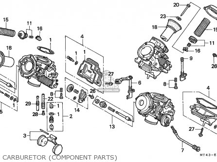 honda trx 350 carburetor with Wiring Diagram For Honda Rancher 350 on Wiring Diagram For Honda Rancher 350 furthermore 1996 Honda Fourtrax Carburetor Schematics in addition Showthread together with Partslist besides Partslist.
