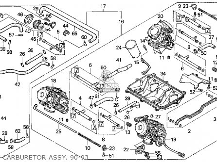 Vfr750f Wiring Diagram