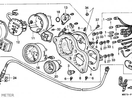 Allis Chalmers D17 Engine Diagram
