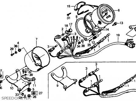 honda vt1100c shadow 1100 1990 l usa california parts lists and hvac wiring  schematics shadow vt1100c wiring schematic