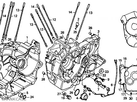 Honda Vt1100c Shadow 1100 1986 G Usa California Seat Schematic
