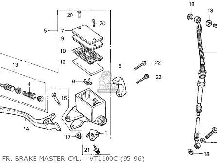 1984 Honda Nighthawk 700 S Wiring Diagram