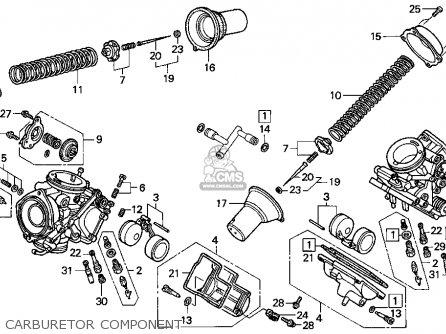 Honda Vt1100c    Shadow       1100    1996  t  Usa California parts