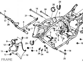 Honda 3000 Generator Parts Diagram