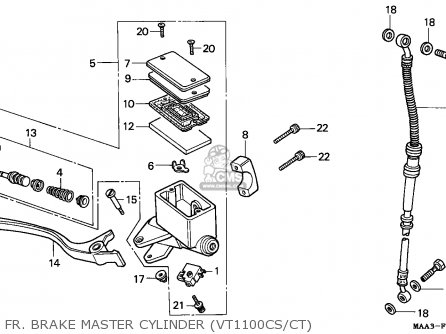 Virago 1100 1995 Wiring Diagram on wiring diagram for harley davidson road king