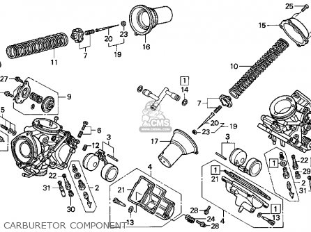 Wiring Diagram For Honda Vt1100c Headlight