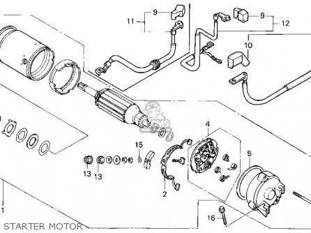 1996 honda shadow vt 1100 wiring diagram 86 honda xr80