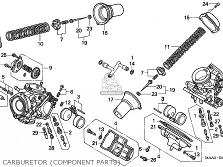 1984 Honda Shadow Wiring Diagram
