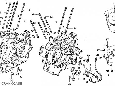 Honda 750 Ace Wiring Diagram