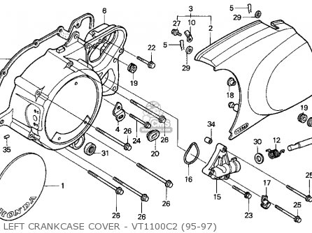 97 honda vt 1100 engine diagram electrical wiring diagram VT1100C Honda Shadow Wiring-Diagram 1994 kawasaki ninja 750 wiring diagram kawasaki wiring diagram honda vt 1100 bobber 1986 honda shadow vt1100
