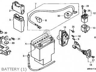 Honda Vt C Shadow Aero Usa Battery Mediumhu F A D Af on Honda Shadow Battery Location