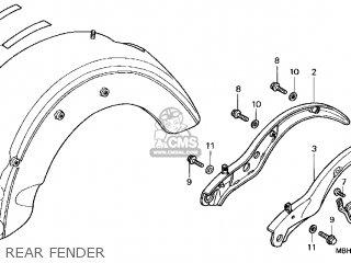 1992 honda shadow 1100 wiring diagram honda gl1200 wiring
