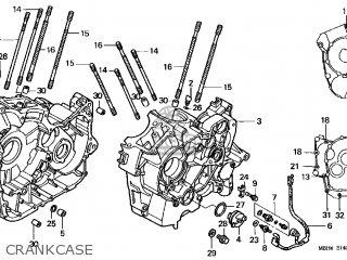 Honda Vt1100c3 Shadow Aero 1999 X Usa Parts List