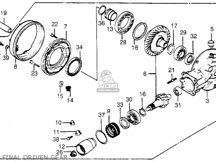 99 Honda Accord Wiring Harness Diagram