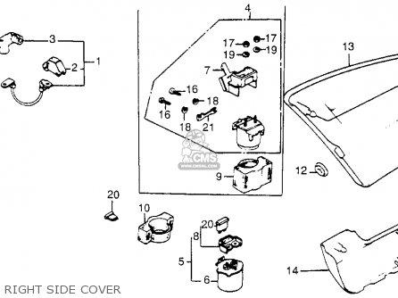 Yamaha likewise Honda Cx500c Custom 1982 Usa Fr Brake Master Cyl 81 82 likewise Harley Davidson Engine Specifications additionally Kit De Repar Carbu Honda3 further Partslist. on 1983 honda cx 500