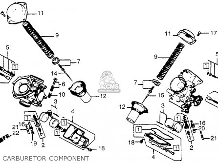 1985 Honda Shadow Vt500 Wiring Diagram