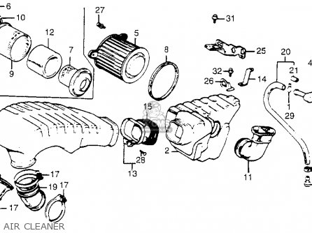 1983 Honda Shadow 500 Wiring Diagram