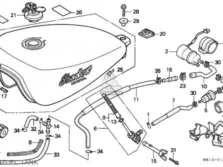 Honda Shadow 600 Fuel Filter