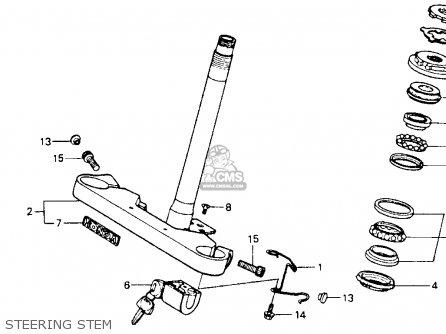 Honda Shadow Vlx Carburetor Diagram