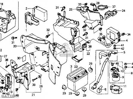 honda vt600c shadow vlx 1988 usa battery_mediumhu0290f1600b_bbc8 honda shadow 750 wiring schematic honda find image about wiring,06 Honda Shadow Aero 750 Wiring Diagram