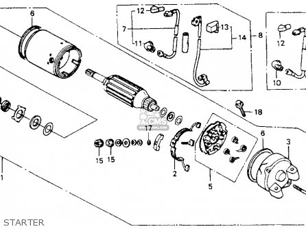 Wire Trailer Wiring Diagram On 1986 Honda Goldwing