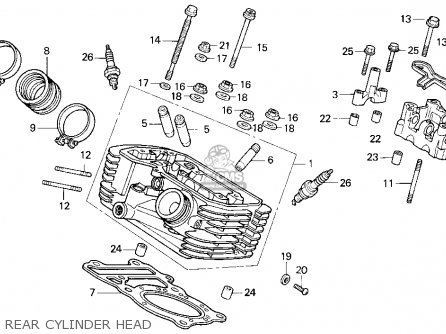 Xr600 Wiring Diagram on chinese 110 atv wiring diagram