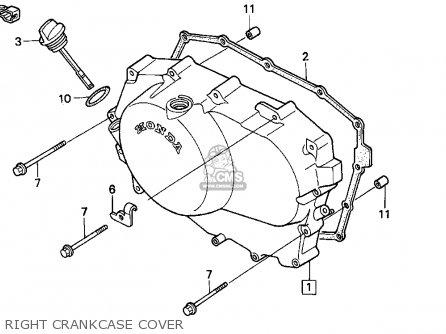 honda vt600c shadow vlx 1997 v usa california right crankcase cover_mediumhu0337e0600a_ba20 honda vlx 600 carburetor diagram wiring diagram for car engine,Vlx Honda Shadow Wiring Diagram