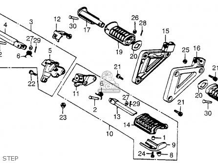 Honda Vt700 Wiring Diagrams