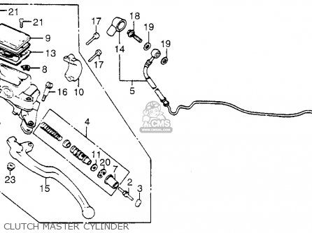1985 Honda Shadow Battery Wiring Diagram