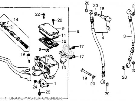 2001 Xterra Stereo Wiring Diagram additionally Two Hoses That Run From The Carburetor Is The Upper Hose Cut And Zip Tied Is likewise 300ex Wiring Diagram furthermore Honda 54630 VE1 W02 Cable Change 54630VE1W02 P362501 also Yamaha Dtr 125 Wiring Diagram. on honda motorcycle repair diagrams