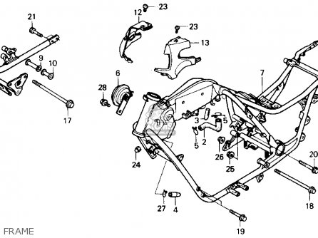 honda vt700c shadow 1986 (g) usa california parts list ... honda vt700 wiring diagrams #13