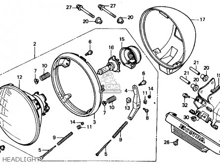 Harley Keihin Carburetor Diagram