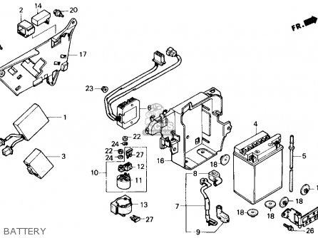 1987 Honda Shadow Vt700c