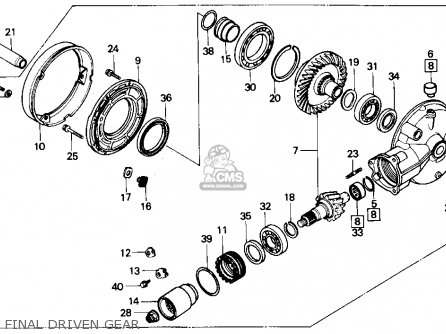 honda vt700c shadow 1987 h usa california final driven gear_mediumhu0242k733_1ab6 1984 vt700c wiring diagram wiring diagram 1984 honda vt700c wiring diagram at bayanpartner.co
