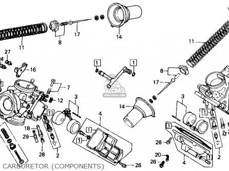 honda vt700c shadow 1987  h  usa parts list partsmanual
