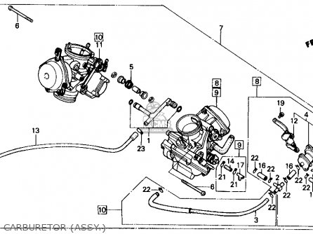 Yamaha G8 Golf Cart Wiring Diagram together with Honda Cb750 Carburetor Schematics also Vyturelis   electronic ponentssymbols furthermore Wisconsin Basic Engine Diagram Pictures besides Wiring Diagram For Johnson Outboard Ignition Switch. on honda motorcycles schematics