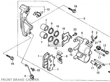 1988 Honda Wiring Schematic