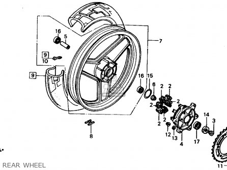 alternator on bike motor on bike wiring diagram