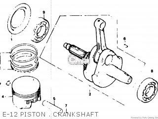 e-12 piston